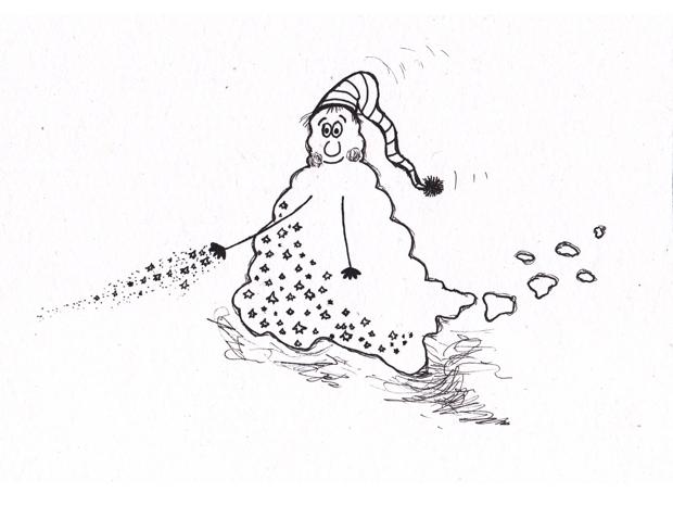 Kur gyvena sapnai - iliustravo Rugilė Audenienė